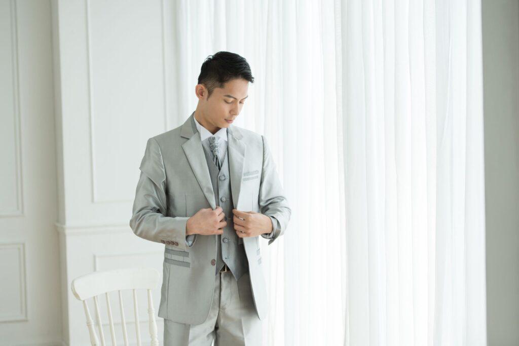 【浜松・豊橋 前撮り】新郎だってこだわりたい!10/25日前撮りフォト用衣裳試着会