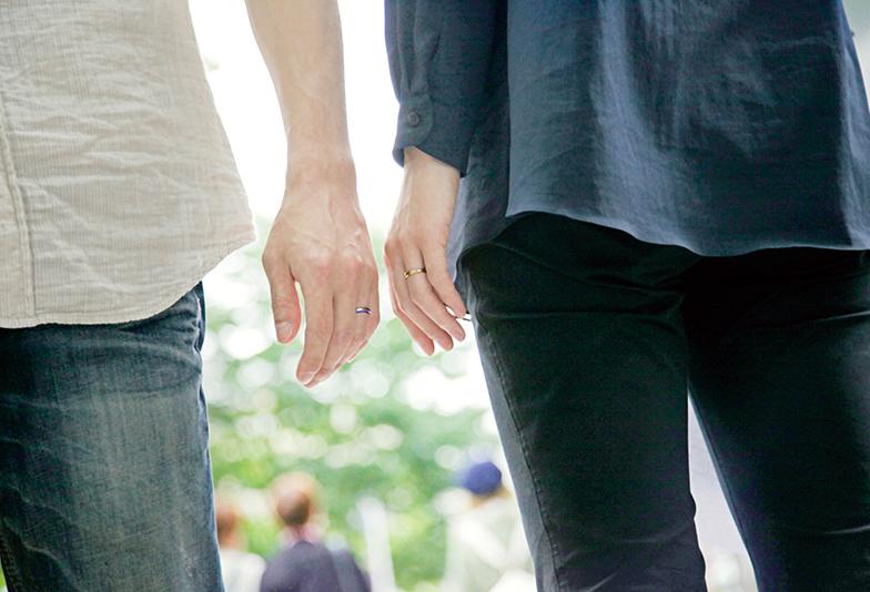 【富山市】個性が光るSORAの結婚指輪!魅力的なデザインとは?