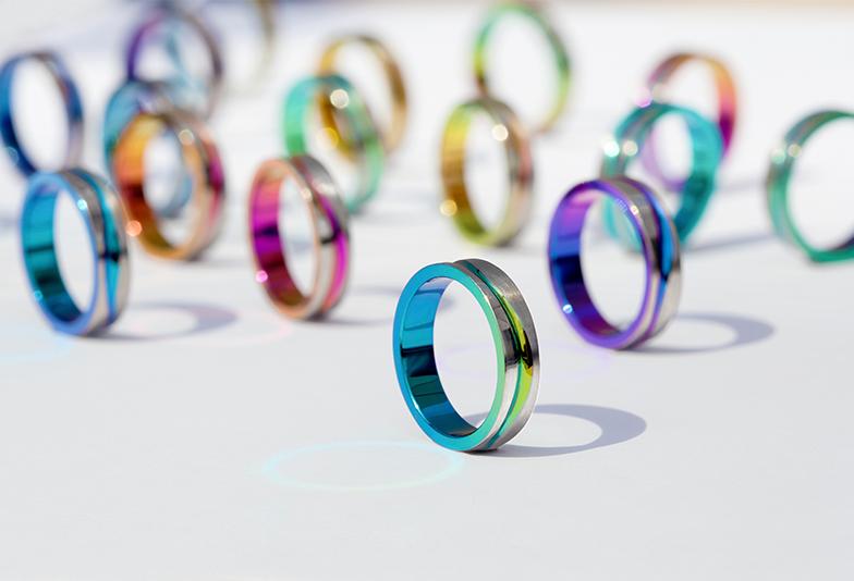 【富山市】SORAの結婚指輪は新素材!?ジルコニウムのメリットとは?