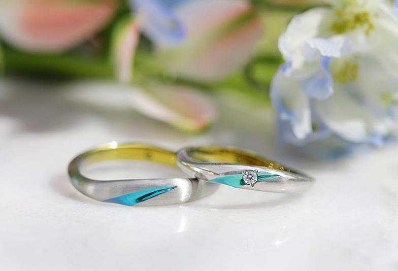 【金沢・野々市】シンプルな美しさと私だけの個性の両立を…SORAの結婚指輪「CALLA-カラ-」