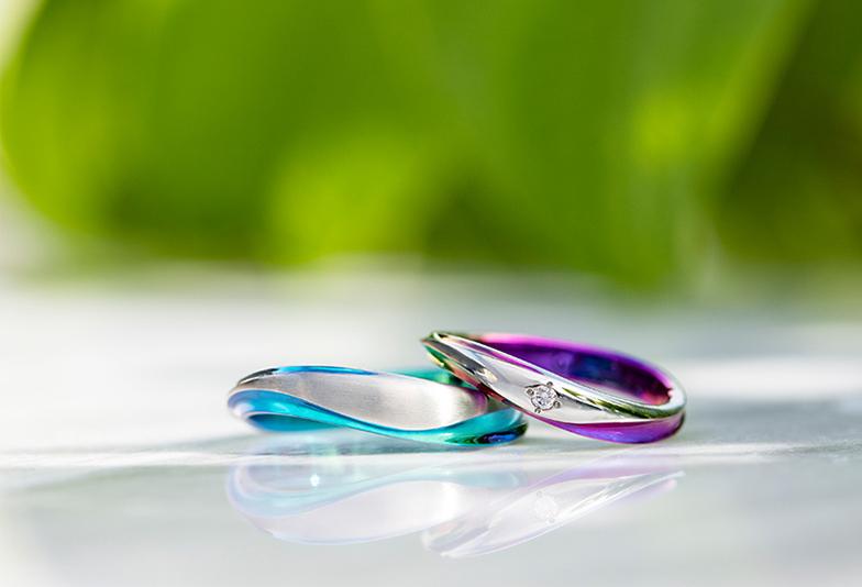 野々市市で人気の結婚指輪SORAのGANGA「ガンガ」
