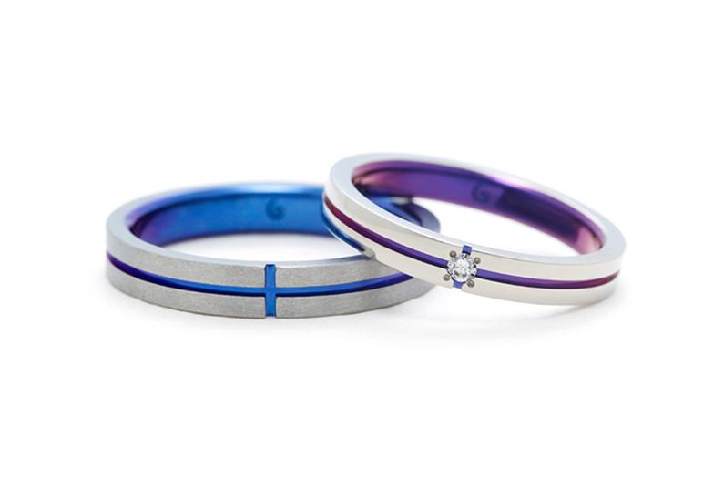 野々市市で人気の結婚指輪ソラ
