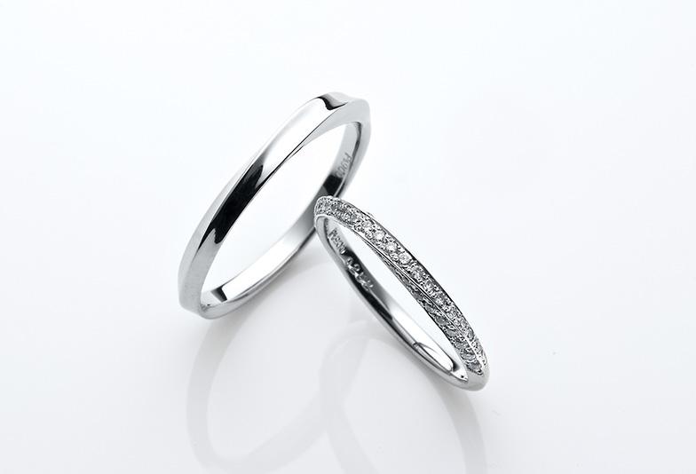 結婚指輪ゴージャス
