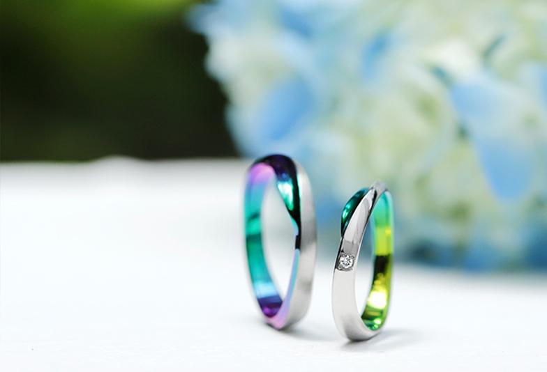 【富山市】話題沸騰の結婚指輪!SORAをご紹介!