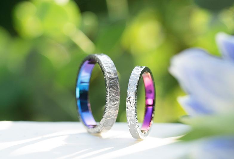 【富山市】今話題の結婚指輪「SORA」目を引く特別なデザインとは?