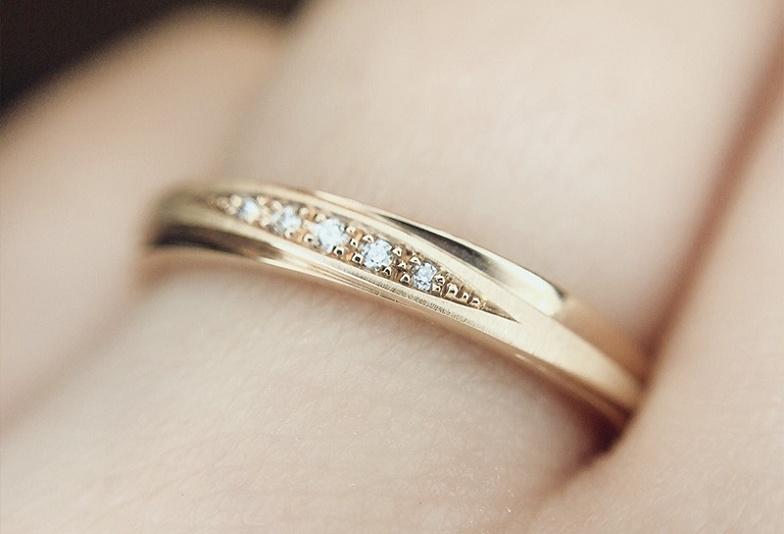 【金沢市】実は知らない!女性の結婚指輪にダイヤモンドを着ける訳とは?
