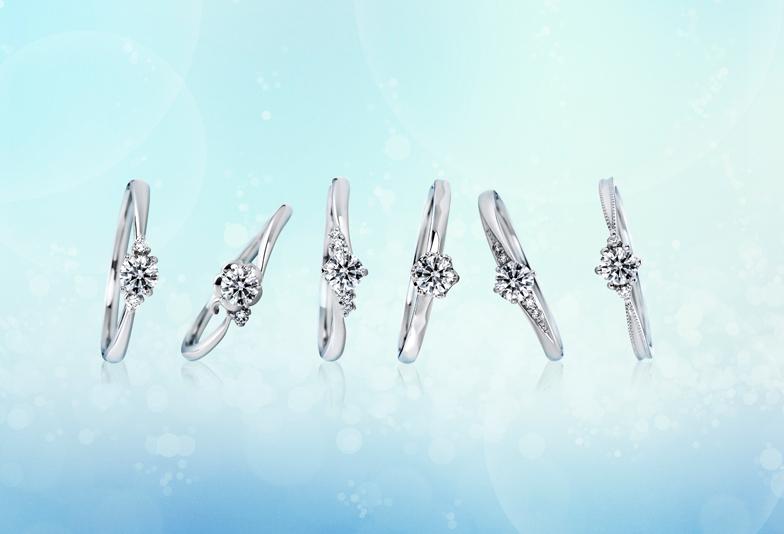 泉佐野市の安い婚約指輪人気