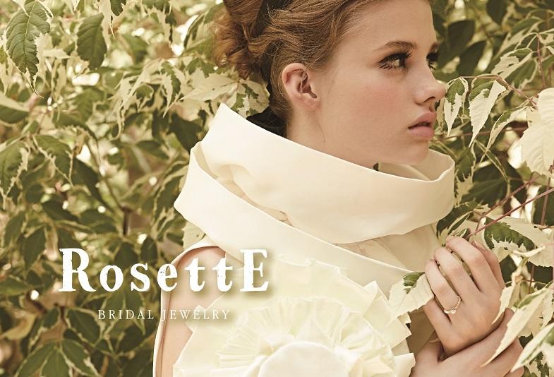 【福島市】大注目の英国調でオシャレな婚約指輪!クラシカルデザインの『RosettEーロゼットー』