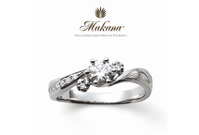 【京都市】ハワイアンジュエリーの結婚指輪・婚約指輪で人気No.1のマカナとは?