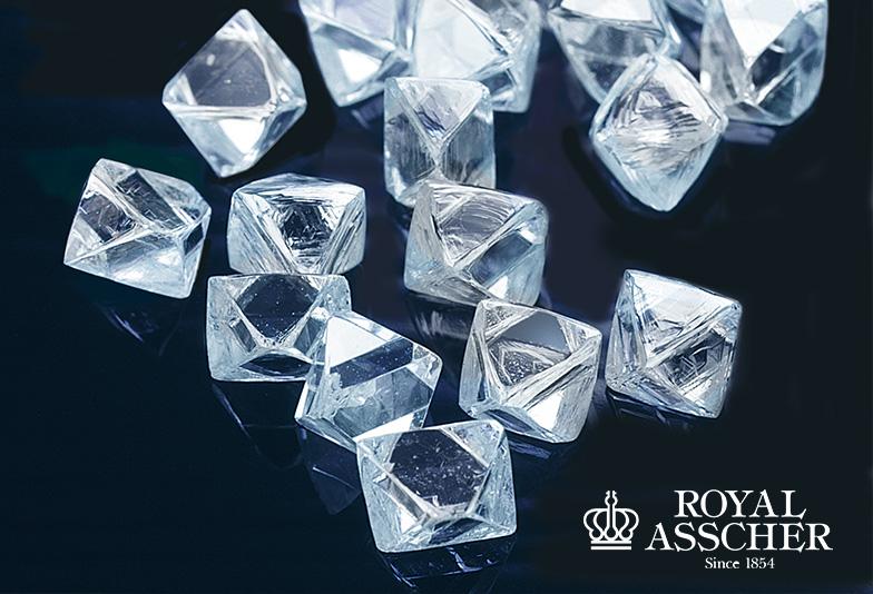 【富山市】王道の結婚指輪!ダイヤモンドの美しいROYAL ASSCHER