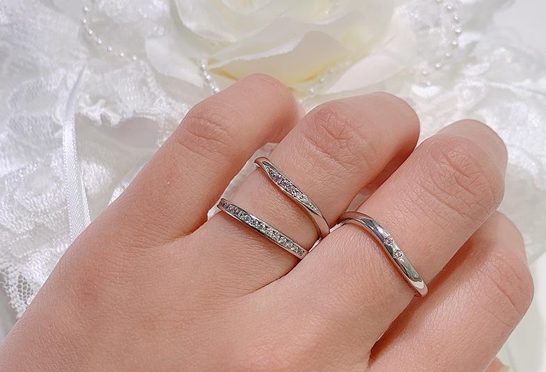 【浜松市】結婚指輪には幸せを運ぶピンクダイヤモンドがおすすめ!その理由とは?