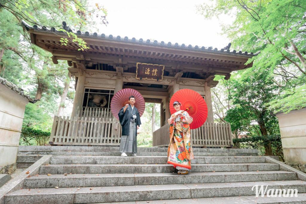 【静岡・浜松 前撮り】プロポーズと同時に前撮りをプレゼントしませんか?