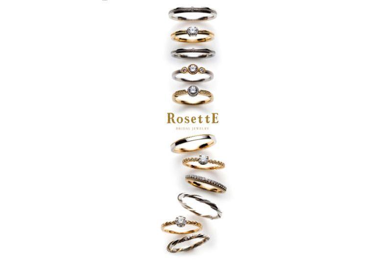 【南大阪・和歌山市】Instagramでも人気の高い結婚指輪RosettE(ロゼット)