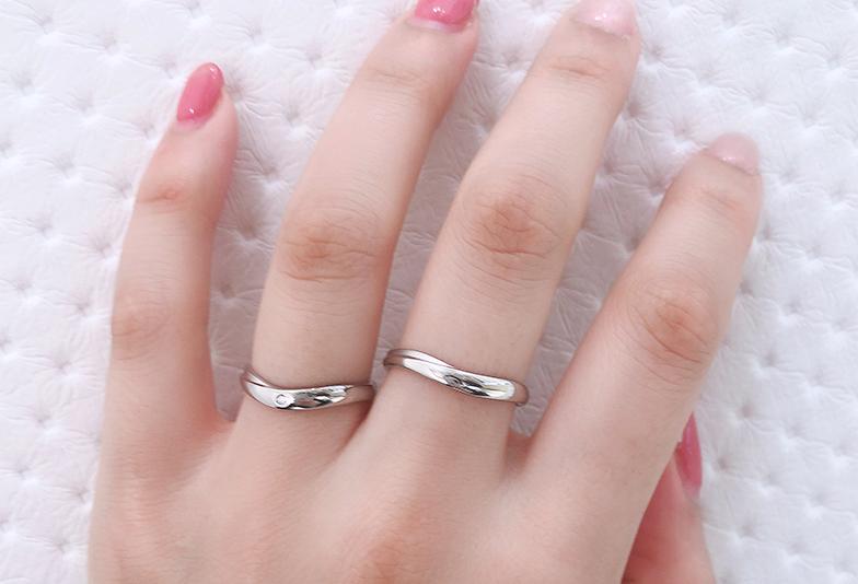 【静岡市】着け心地と丈夫さを兼ね備えた鍛造の結婚指輪「プチマリエ」