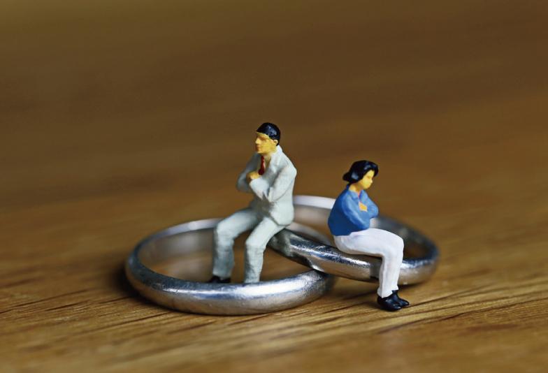 結婚指輪好みが合わない