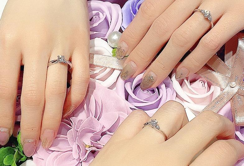【静岡市】みんな一緒!?婚約指輪がシンプルでも人と被らない方法とは