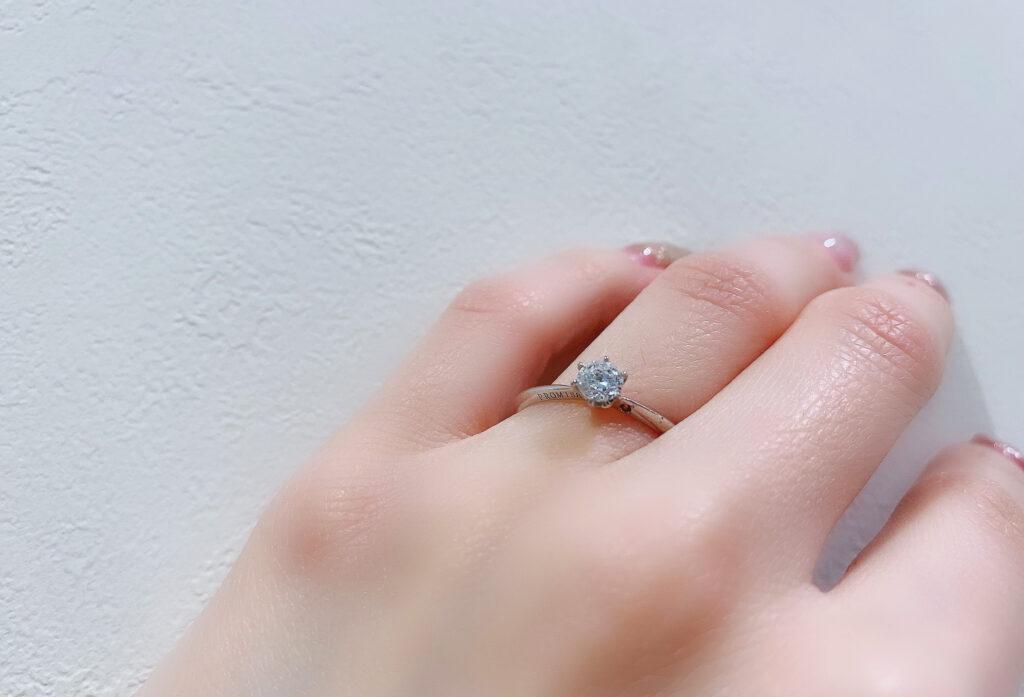 【静岡市】婚約指輪で悩んでない?彼女の指のサイズがわからない