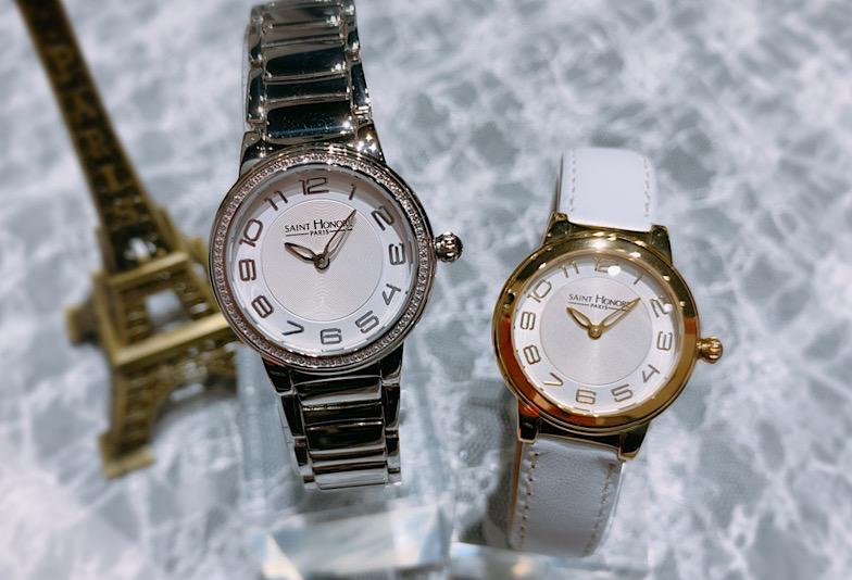 【福井市ベル】周りと差をつけるオシャレな腕時計!サントノーレとは?