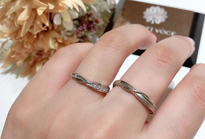 【静岡市】結婚指輪は個性派が40%!自分らしいを叶えるブライダルリングブランド