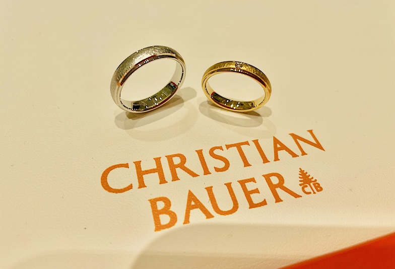 【福井市】一生着けられる指輪「クリスチャンバウアー」その隠されたワケとは?