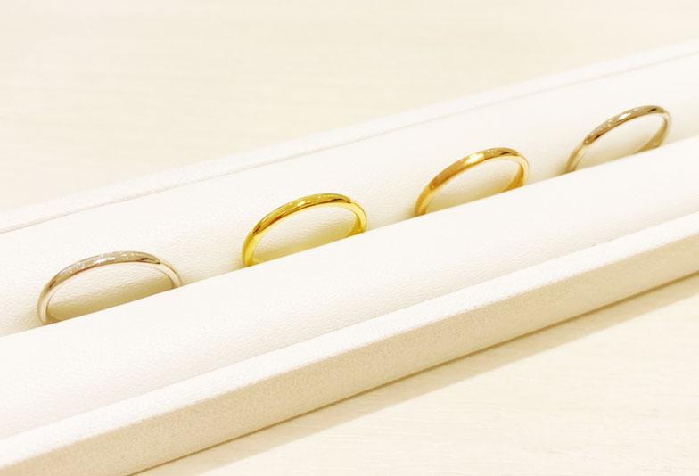 【浜松市】結婚指輪は『素材』も大事!今さら聞けない定番素材プラチナとゴールドを比較してみた