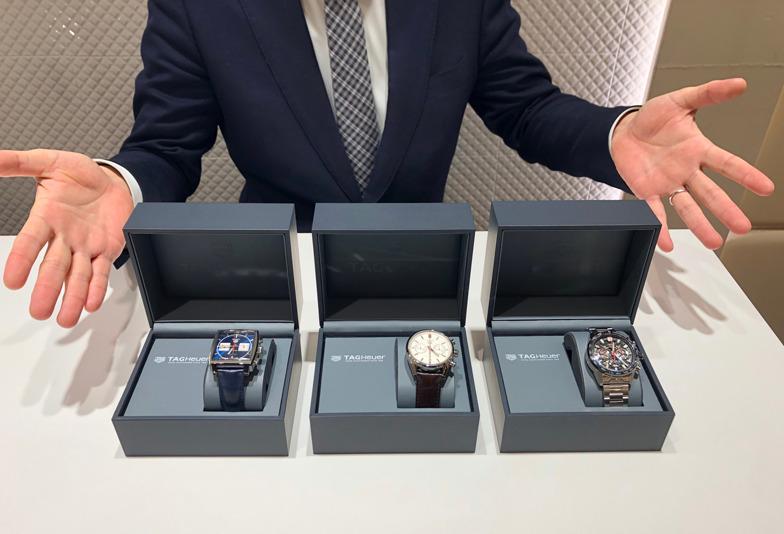 【静岡市】2021年 時計店スタッフがオススメする「TAGHeuer」タグ・ホイヤー人気モデルをご紹介