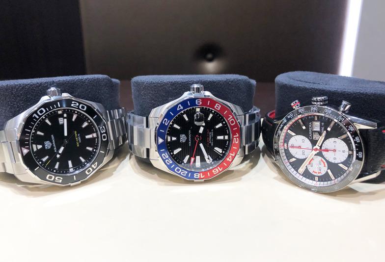 【静岡】腕時計 意外と知らないベゼルの種類と使い方!人気3つの機能を紹介