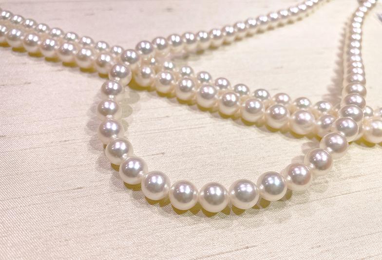 【静岡市】初めて真珠ネックレスを着けてみた!20代女性の本音とは。