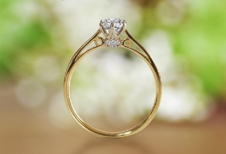 LAPAGE 婚約指輪 ポン・マリー