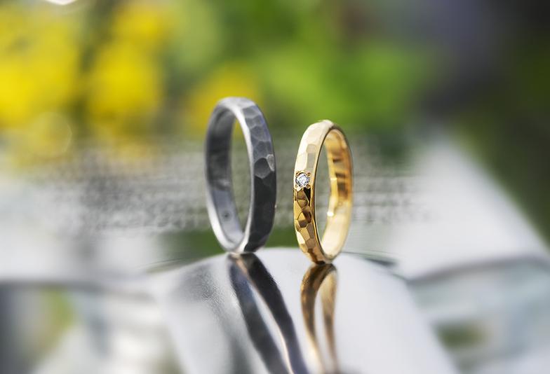 SORA タンタルの結婚指輪
