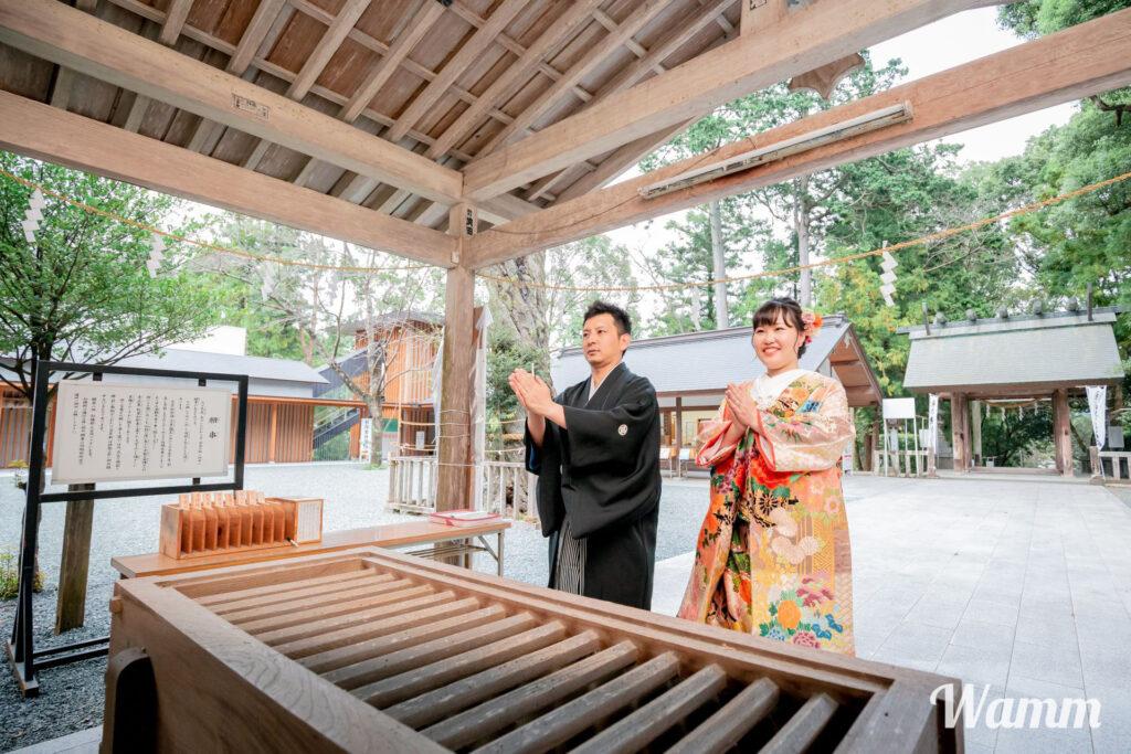 【静岡・浜松】神社式で安く衣裳を借りるなら