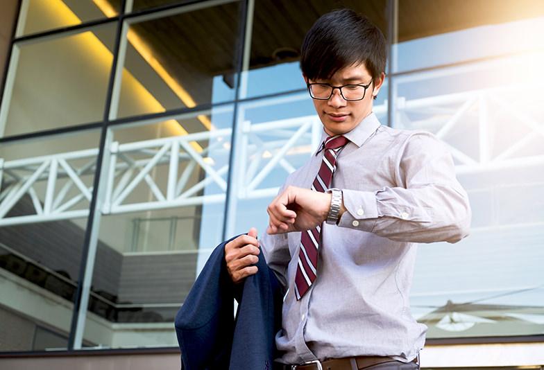 【静岡】20代ビジネスマン必見!お勧め機械式腕時計入門編