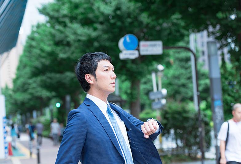 【静岡】腕時計マナー講座 就活での腕時計は必要?