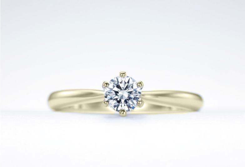 【浜松市】ゴールドの婚約指輪なら友達と被らなくてオシャレ度抜群。人気デザインBEST3は?