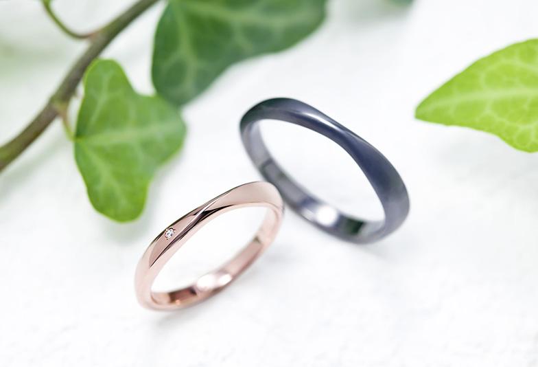 富山市SORA人気の結婚指輪