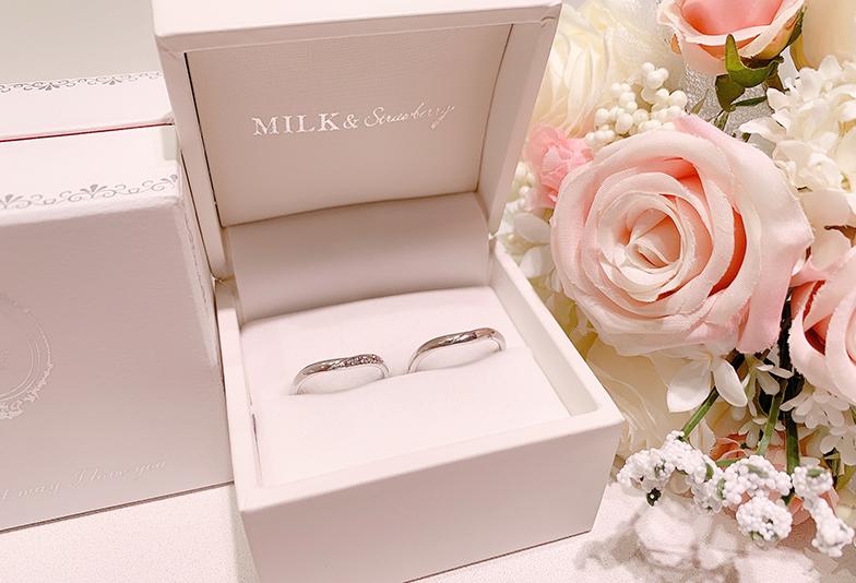 【浜松市】ピンクダイヤモンドが結婚指輪に最適なワケって?可愛い色味だけじゃない魅力とは