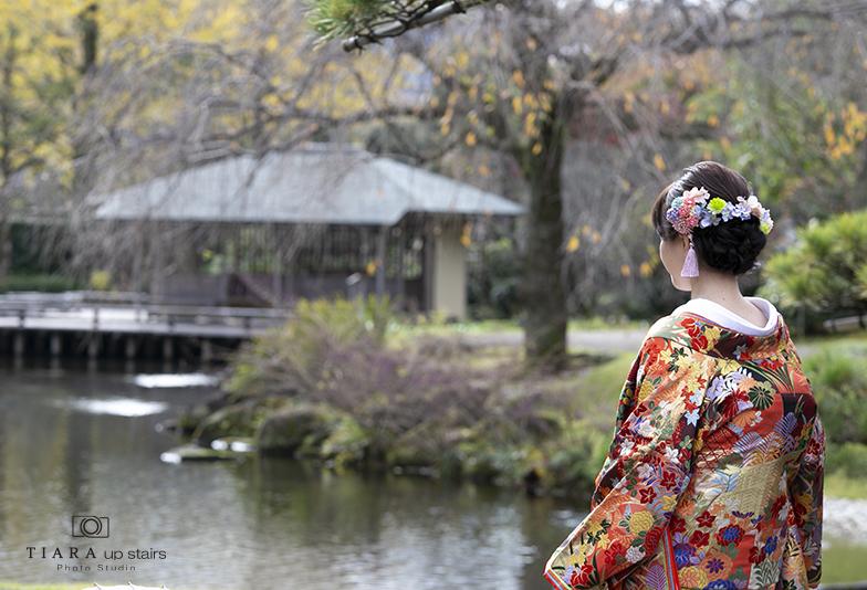 【静岡前撮り】和装ロケーションフォトが人気の理由