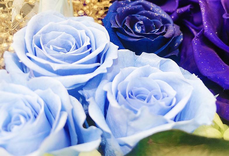 【静岡市】幸せのおまじない!サムシングブルーの想いを込めた青い結婚指輪