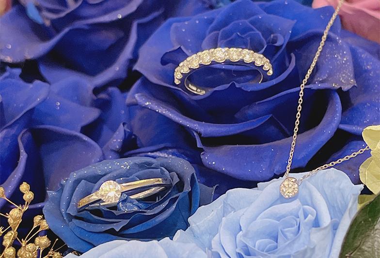【静岡市】婚約指輪を普段使いしたい女性向け!おすすめアイテム3選