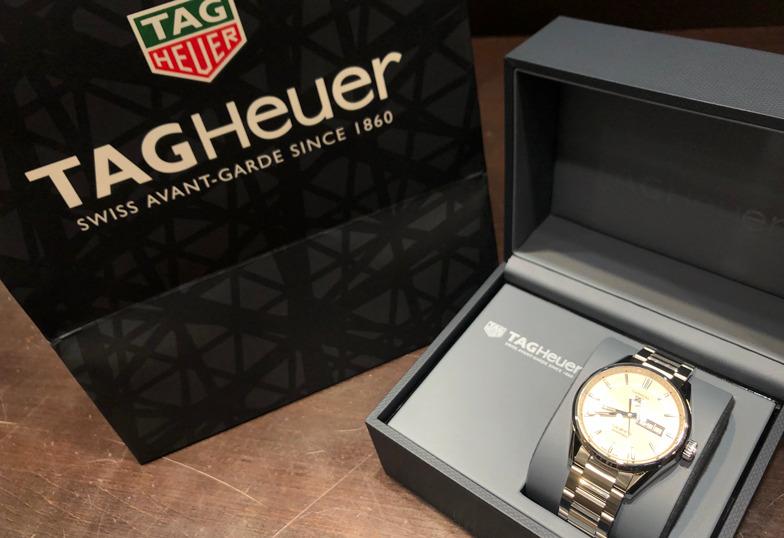 【静岡】婚約指輪を貰ったら お返しはタグホイヤーの時計で決まり!選ばれる理由とは?