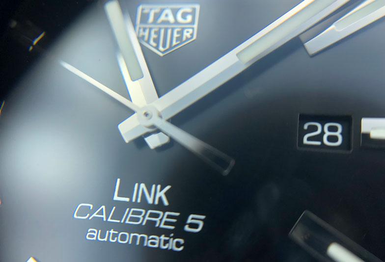 【静岡時計】TAGHeuerタグホイヤー 人気の個性的なブレスレットが魅せる「リンク」