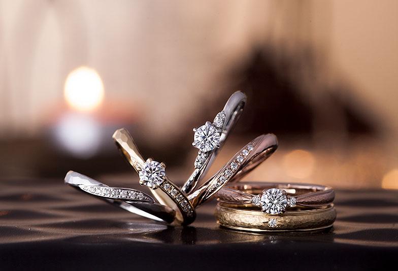 【京都・烏丸御池】結婚指輪・婚約指輪にオススメ!洗練されたオシャレなアンティーク調の人気ブランドとは?