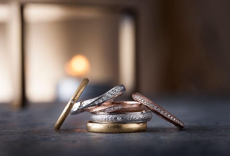 【山形市】オシャレカップルに選ばれている結婚指輪はこれ!『neu supr』