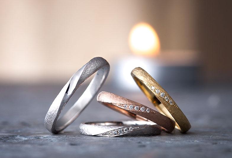 【那覇市】結婚指輪をゴールドにしたい!だけどみんなプラチナだし…と悩んでませんか?