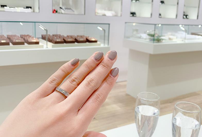【浜松市】結婚指輪探しのスケジュール|私たちの1日と選んだ指輪