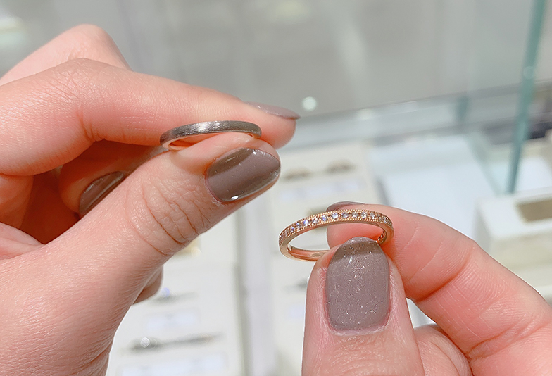 【浜松市】安い結婚指輪は品質が悪い?プロが教える指輪選び〈ここに気を付けて〉