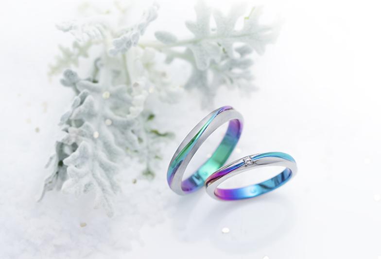 【静岡市】色の入ったSORAの結婚指輪は飽きる?ユーザーに聞いてみた