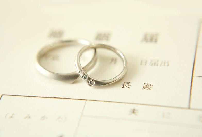 【南大阪・岸和田市】ピンクダイヤモンドが可愛い♡Mariage ent(マリアージュエント)の結婚指輪デザイン
