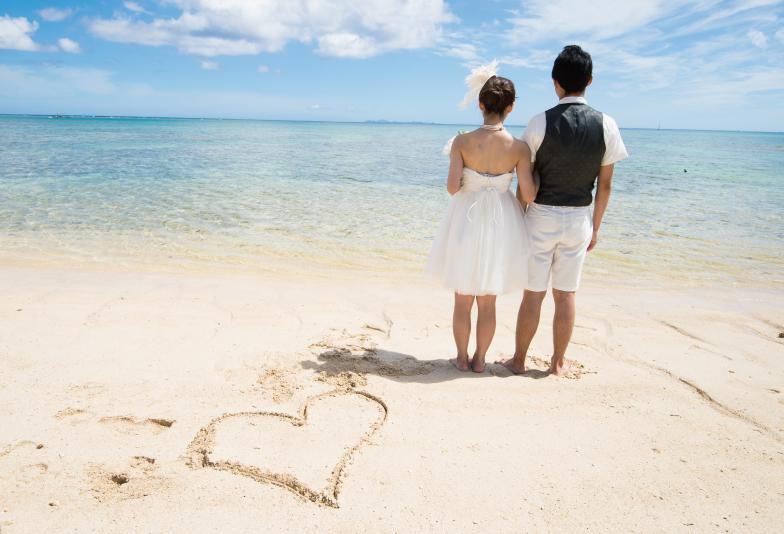 【那覇市】沖縄が好きなカップルにおすすめ!結婚指輪を買うなら琉球杢目のヤクスクがおすすめ!