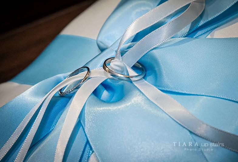【浜松市】幸せを呼ぶ?「ブルー」の結婚指輪がかわいい!私の体験談